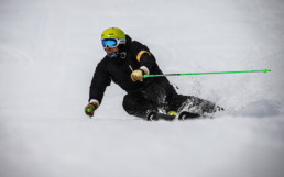 PRIVATE SKI LESSON at Naeba